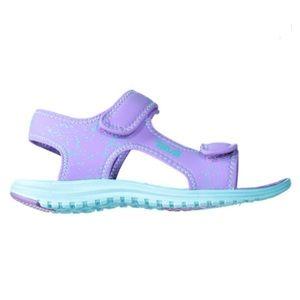 Teva girls Tidepool teal purple Sandals